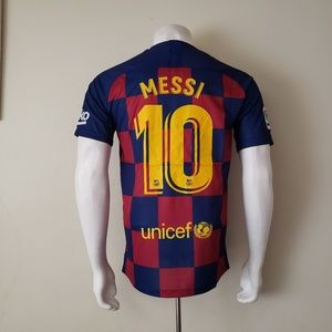 Other - 🆕️ MESSI BARCELONA HOME FAN JERSEY